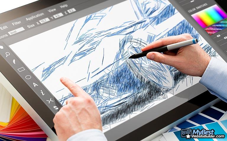 Páginas Web de Arte y Cómo Crear Una