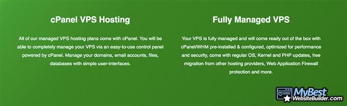 Best VPS hosting: GreenGeeks.
