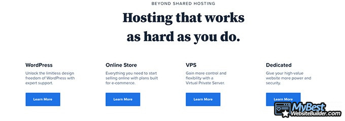 Bluehost reviews: hosting that works as hard as you do.
