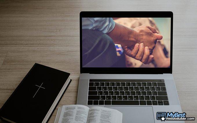Criador de Sites para Igrejas: criador de sites para uma igreja.