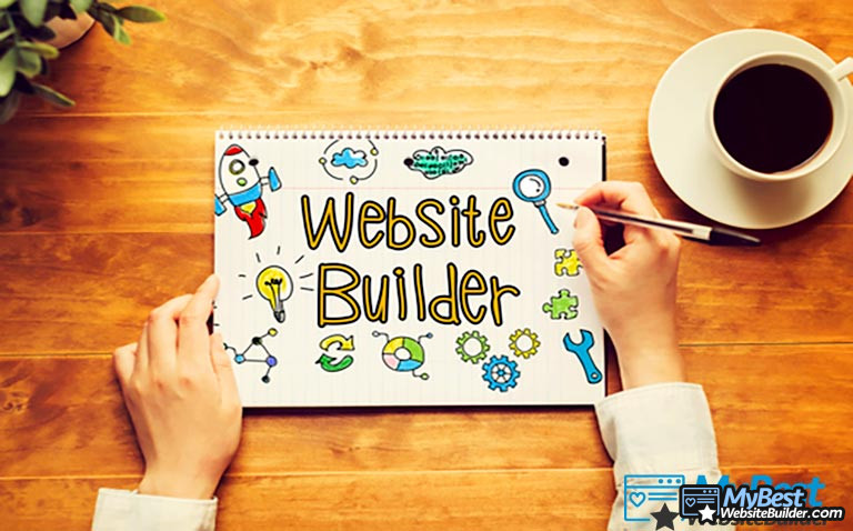 How to make a website: featured image.