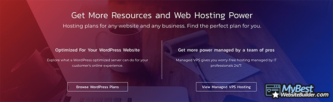 InMotion hosting review: web hosting resources.