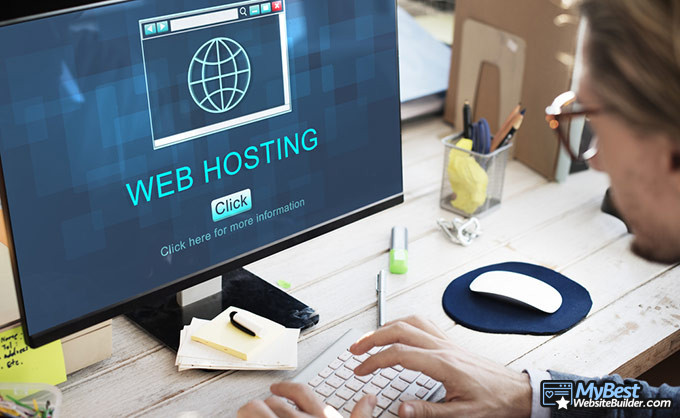 Best web hosting for small business: web hosting.