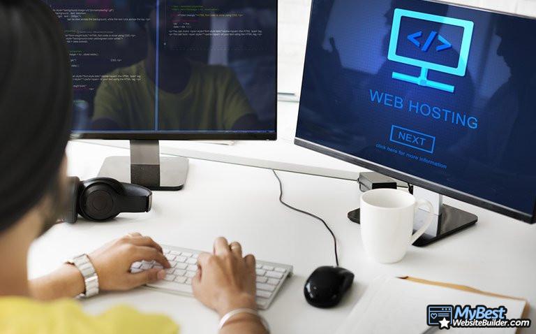 Cómo hostear una página web