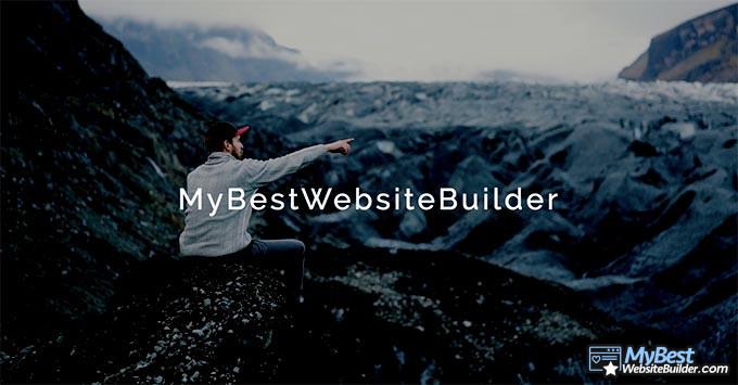 Análise do Webnode: MyBestWebsiteBuilder na Webnode.