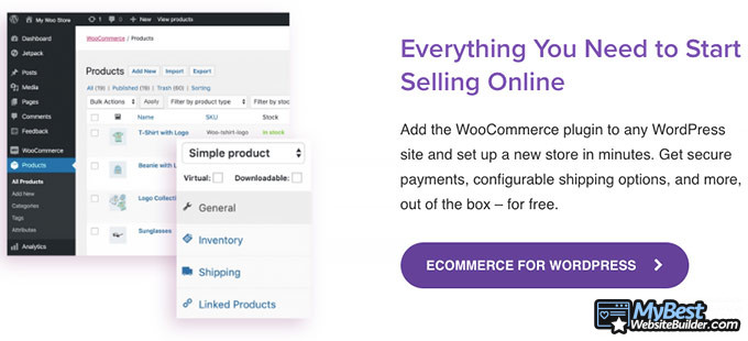 WooCommerce review: start selling online.